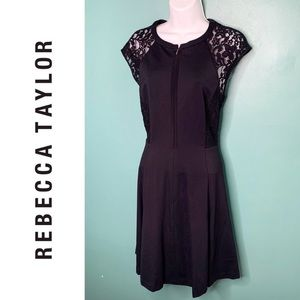 🆕 Rebecca Taylor Lace Embellished Dress